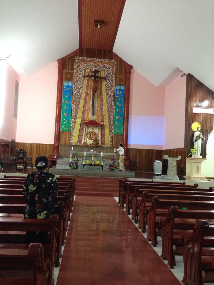 Nhà thờ Mũi né Phan thiết