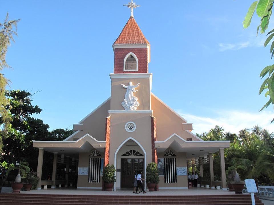 Nhà thờ Rạng Phan thiết