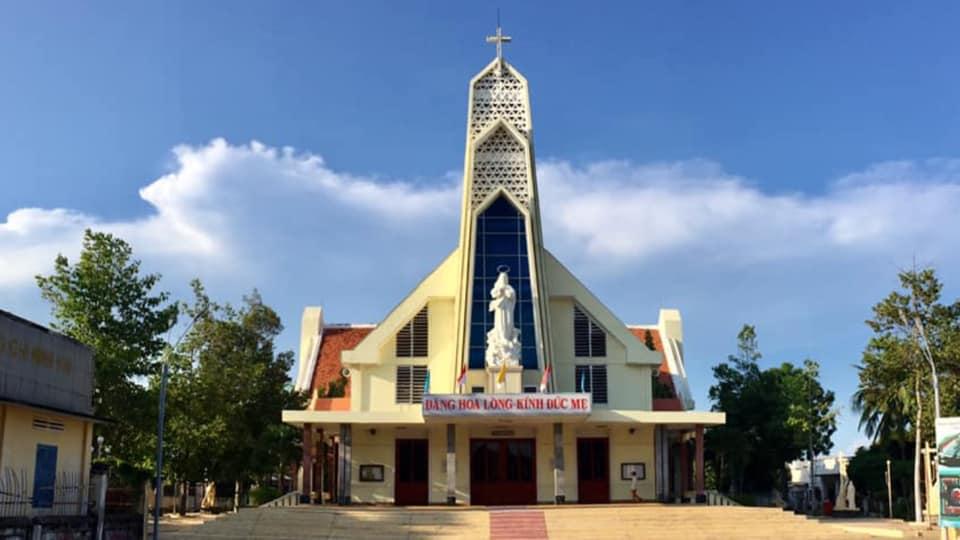 Nhà thờ Thanh hải Phan thiết