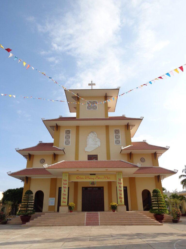 Nhà thờ Vinh thủy Phan thiết